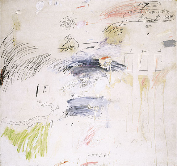 R.I.P. Cy Twombly