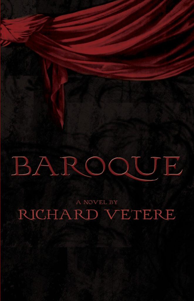 Baroque, book design