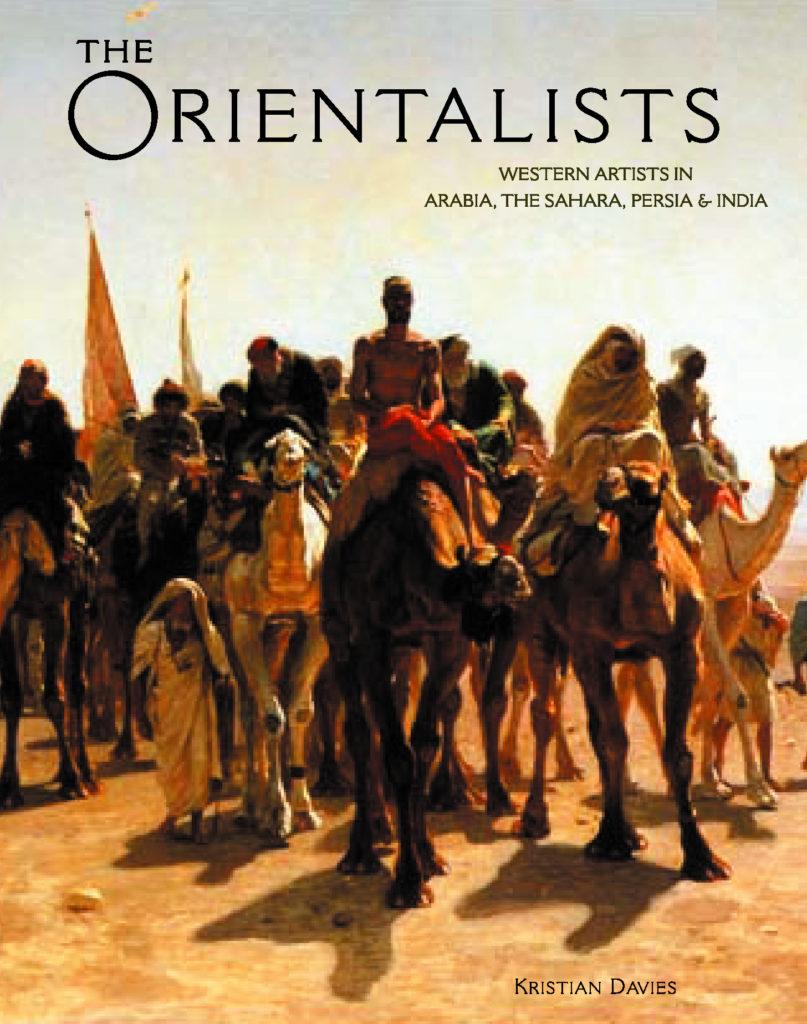 The Orientalists, book design