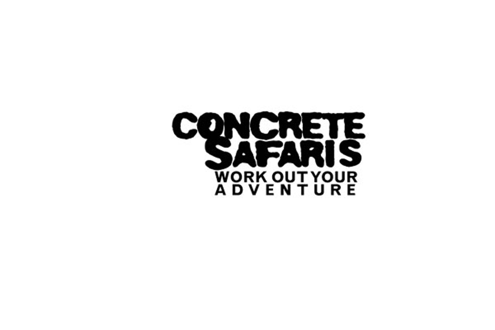 Concrete Safaris, logo design