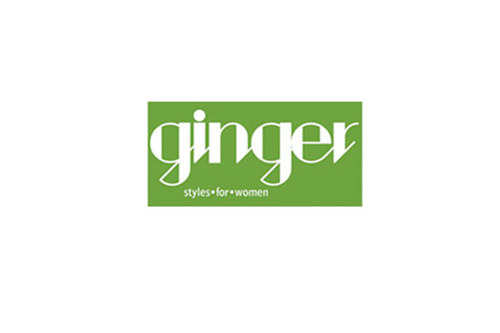 Ginger Boutique, logo design