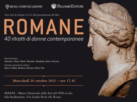 Romans (noun, feminine, plural)