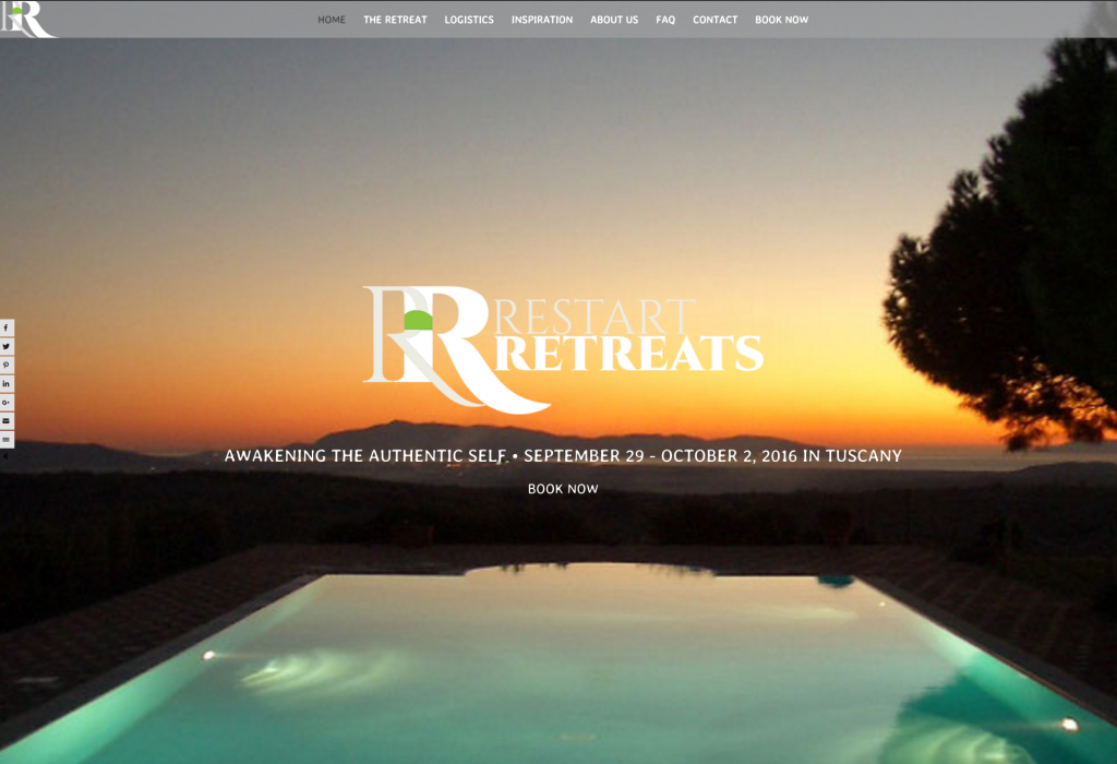 Restart Retreats