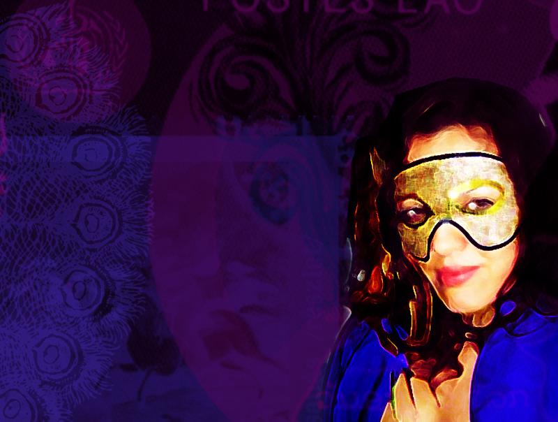 Carnevale masks: A love letter