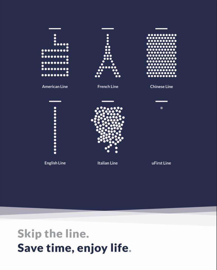 UFirst: Print design, poster design
